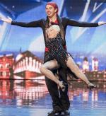 Spectacular Salsa Britain's Got Talent 2014